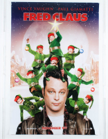 """Fred Claus"" 27x40 Movie Teaser Poster at PristineAuction.com"