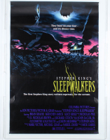 """""""Sleepwalkers"""" 27x40 Movie Poster at PristineAuction.com"""