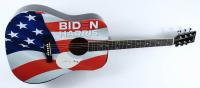 Joe Biden Signed Full-Size Acoustic Guitar (PSA LOA) at PristineAuction.com