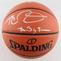 "Kevin Garnett Signed NBA Game Ball Series Basketball Inscribed ""The Big Ticket"" (Fanatics Hologram) at PristineAuction.com"