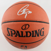 Steph Curry Signed NBA Game Ball Series Basketball (Fanatics Hologram) at PristineAuction.com