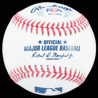 Joe Kennedy III Signed OML Baseball (PSA COA) at PristineAuction.com