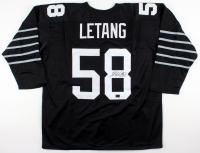 Kris Letang Signed Jersey (Letang COA) at PristineAuction.com