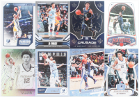 Lot of (8) 2019 Ja Morant Panini Chronicles RC with #253, #230, #526 at PristineAuction.com