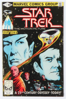 "1980 ""Star Trek"" Issue #1 Marvel Comic Book at PristineAuction.com"