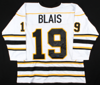 Sammy Blais Signed Jersey (Blais COA) at PristineAuction.com
