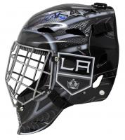Jonathan Quick Signed Kings Full-Size Hockey Goalie Mask (Fanatics Hologram) at PristineAuction.com
