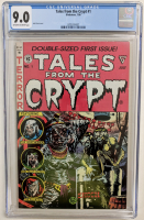 "1990 ""Tales from the Crypt"" Issue #1 Gladstone Comic Book (CGC 9.0) at PristineAuction.com"