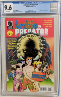 "2015 ""Archie vs. Predator"" Issue #1 Dark Horse Comic Book (CGC 9.6) at PristineAuction.com"
