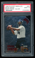 Brian Griese 1998 Absolute Draft Picks Silver Die Cuts #33 (PSA 9) at PristineAuction.com