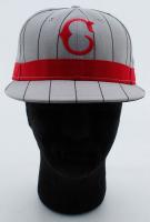 Game-Used Commemorative Negro League Crawfords Cap (MLB Hologram) at PristineAuction.com