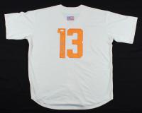 """Nick Senzel Signed Jersey Inscribed """"Go Vols"""" (JSA COA) at PristineAuction.com"""