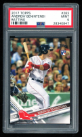 Andrew Benintendi 2017 Topps #283A RC (PSA 9) at PristineAuction.com