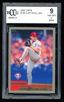 Curt Schilling 2000 Topps #120 (BCCG 9) at PristineAuction.com
