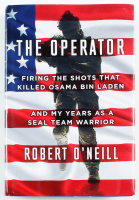 "Robert O'Neill Signed ""The Operator"" Hardcover Book (PSA Hologram) at PristineAuction.com"