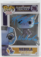 "Karen Gillan Signed ""Guardians of the Galaxy"" #76 Funko Pop! Vinyl Bobble-Head Figure (PSA COA) at PristineAuction.com"
