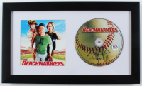 "David Spade Signed ""The Benchwarmers"" 8x13.5 Custom Framed DVD Display (PSA COA) at PristineAuction.com"