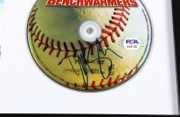 "David Spade Signed ""The Benchwarmers"" 8x13.5 Custom Framed DVD Display (PSA COA) at PristineAuction.com"
