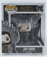 "Kit Harington Signed ""Game of Thrones"" #72 Jon Snow Funko Pop! Vinyl Figure (Radtke COA) at PristineAuction.com"