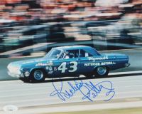 Richard Petty Signed 8x10 Photo (JSA COA) at PristineAuction.com