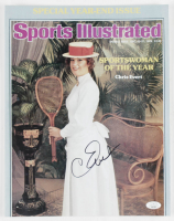 Chris Evert Signed 11x14 Photo (JSA COA) at PristineAuction.com