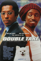 """""""Double Take"""" 27x40 Original Movie Poster at PristineAuction.com"""
