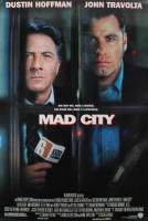 """""""Mad City"""" 27x40 Original Movie Poster at PristineAuction.com"""