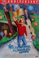 """""""Willy Wonka & the Chocolate Factory"""" 27x40 Original Movie Poster at PristineAuction.com"""