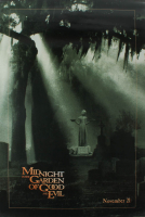"""Midnight in the Garden of Good and Evil"" 27x40 Teaser Movie Poster at PristineAuction.com"