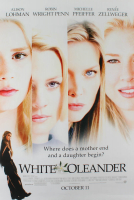 """White Oleander"" 27x40 Original Movie Poster at PristineAuction.com"