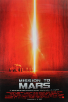 """Mission to Mars"" 27x40 Original Movie Poster at PristineAuction.com"