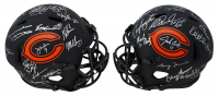 Bears Super Bowl XX Champions Full-Size Eclipse Alternate Speed Helmet Signed By (28) With Mike Ditka, Jim McMahon, Mike Singletary, Dan Hampton (Schwartz Sports COA) at PristineAuction.com