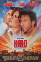 """Hero"" 27x40 Original Movie Poster at PristineAuction.com"
