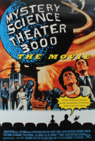 """""""Mystery Science Theater 3000: The Movie"""" 27x40 Original Movie Poster at PristineAuction.com"""
