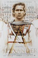 """Alexander"" 27x40 Original Teaser Movie Poster at PristineAuction.com"
