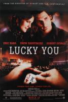 """""""Lucky You"""" 27x40 Original Movie Poster at PristineAuction.com"""