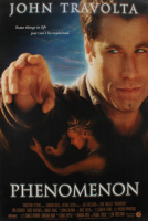 """Phenomenon"" 27x40 Original Movie Poster at PristineAuction.com"