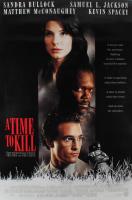 """A Time to Kill"" 27x40 Original Movie Poster at PristineAuction.com"