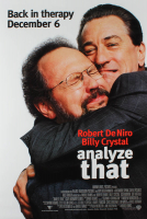 """Analyze That"" 27x40 Original Movie Poster at PristineAuction.com"