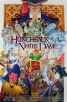 """The Hunchback of Notre Dame"" 27x40 Original Movie Poster at PristineAuction.com"