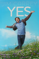 """""""Yes Man"""" 27x40 Movie Poster at PristineAuction.com"""