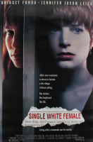 """Single White Female"" 27x40 Original Movie Poster at PristineAuction.com"