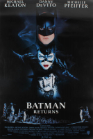 """Batman Returns"" 27x40 Movie Poster at PristineAuction.com"