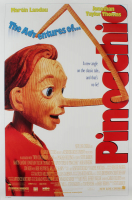 """Pinocchio"" 27x40 Original Movie Poster at PristineAuction.com"