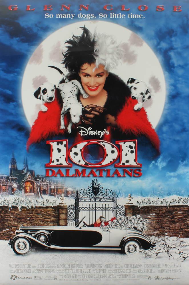 """101 Dalmatians"" 27x40 Movie Poster at PristineAuction.com"