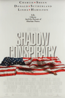 """Shadow Conspiracy"" 27x40 Movie Poster at PristineAuction.com"