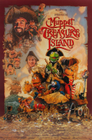 """Muppet Treasure Island"" 27x40 Movie Poster at PristineAuction.com"