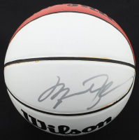 Michael Jordan Signed Mini Basketball (Beckett LOA) at PristineAuction.com