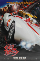 """Speed Racer"" 27x40 Movie Poster at PristineAuction.com"