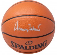 Jerry West Signed NBA Game Ball Series Basketball (JSA COA) at PristineAuction.com